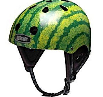 In bici…sempre con il melone!