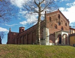 L'abbazia di Morimondo (Fonte www.buccinbici.it)