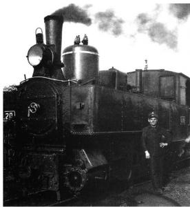 C'era una volta il trenino Parenzo - Trieste