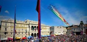Una giornata indimenticabile (Foto da FB Giro d'italia)