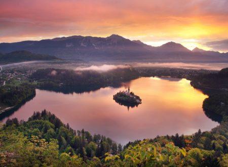 Letterina… Lago di Bled in bici