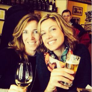 Febbraio 2014, fantastica serata a Verona con Romina