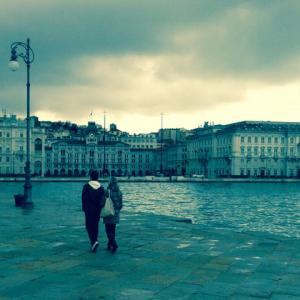 Febbraio 2014, un giorno magico a Trieste