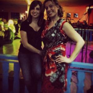 Gennaio 2014, bailando con la mia socia
