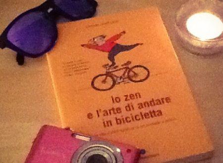 Il ciclo libro: lo zen e l'arte di andare in bicicletta