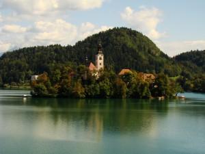 L'isola di Bled