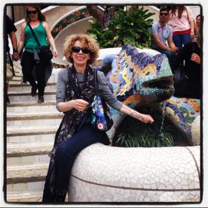 Maggio 2014, viaggio a Barcellona con la mamy