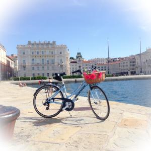 Settembre 2014, un giorno speciale a Trieste