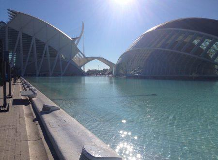 Capodanno in bici a Valencia