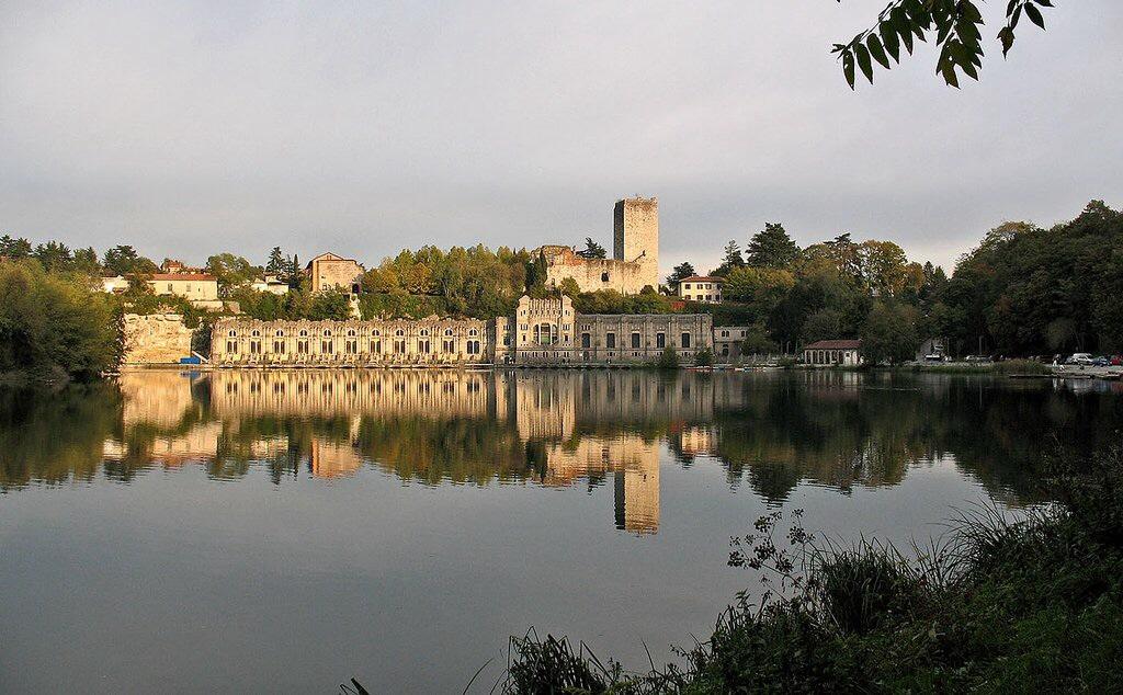 Trezzo sull'Adda e il Castello Visconteo