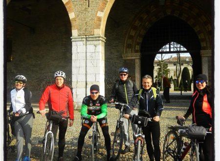 Amibici, da Peschiera del Garda a Mantova lungo la ciclabile del Mincio
