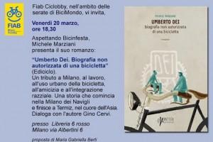 Presentazione di Umberto Dei con Ciclobby