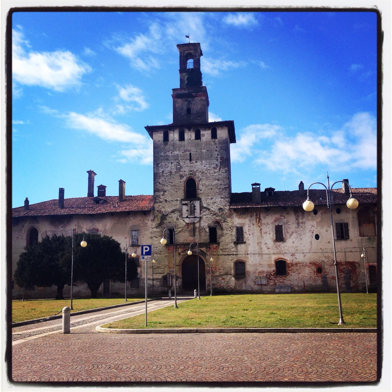 Il castello di Cusago