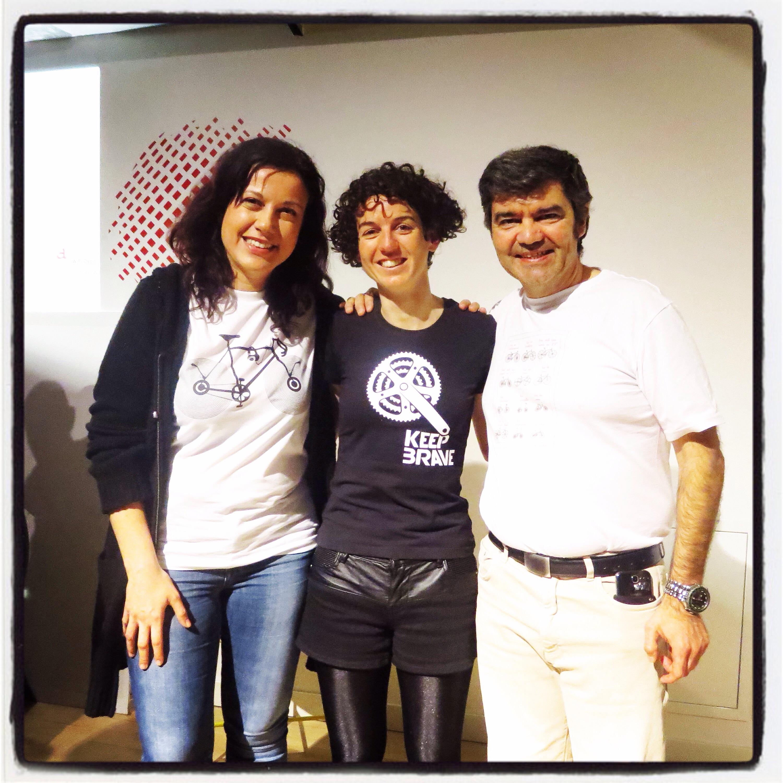 Paola Gianotti Keep Brave