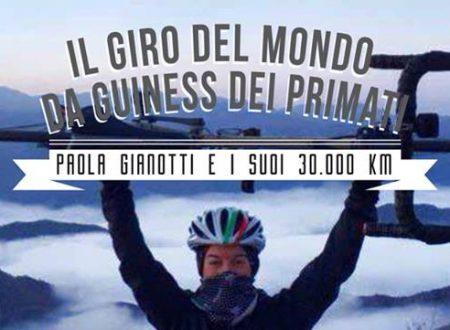 KEEP BRAVE! Giro del mondo in bici da Guinness dei Primati