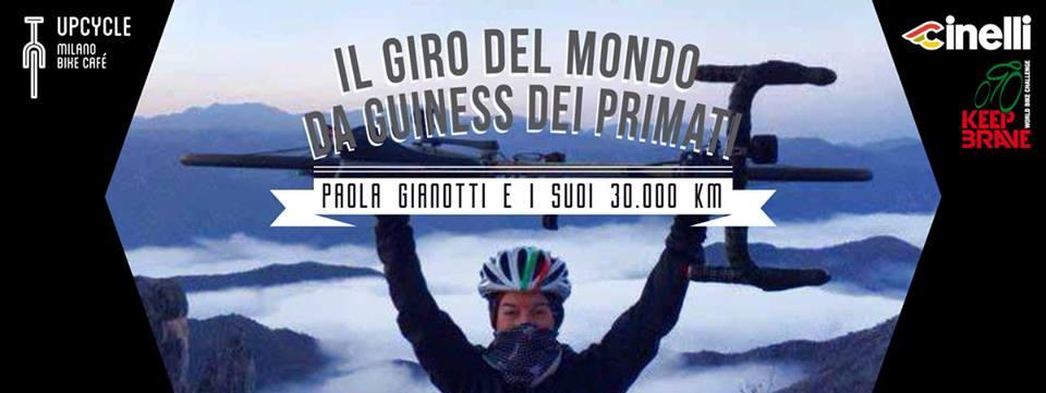 Keep Brave Paola Gianotti