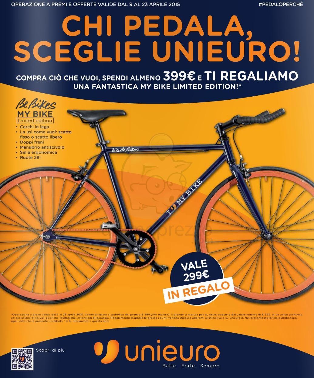 La promozione #pedaloperché