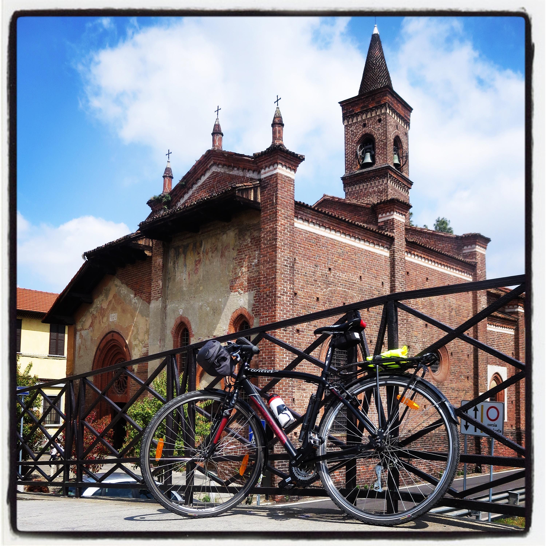 La meravigliosa chiesa di San Cristoforo