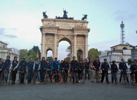 Unieuro Bike Tour con Ciclobby #pedaloperché