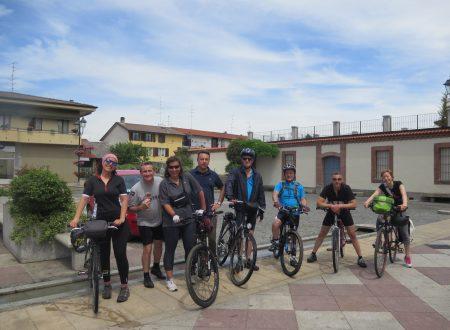 Amibici, Parco delle Groane e un saltino al Cyclopride
