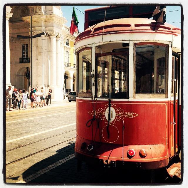 Hills tour tram