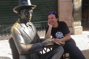 A Lisbona, senza bici!