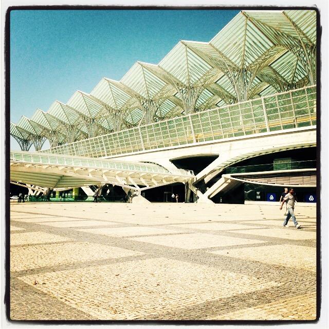 Expo Gare d'Oriente