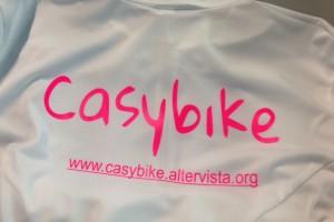 La prima maglia di Casybike