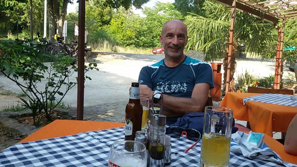Claudio F. ciclista da chiodini