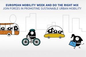Settimana Europea della Mobilità e Bike to Work Day