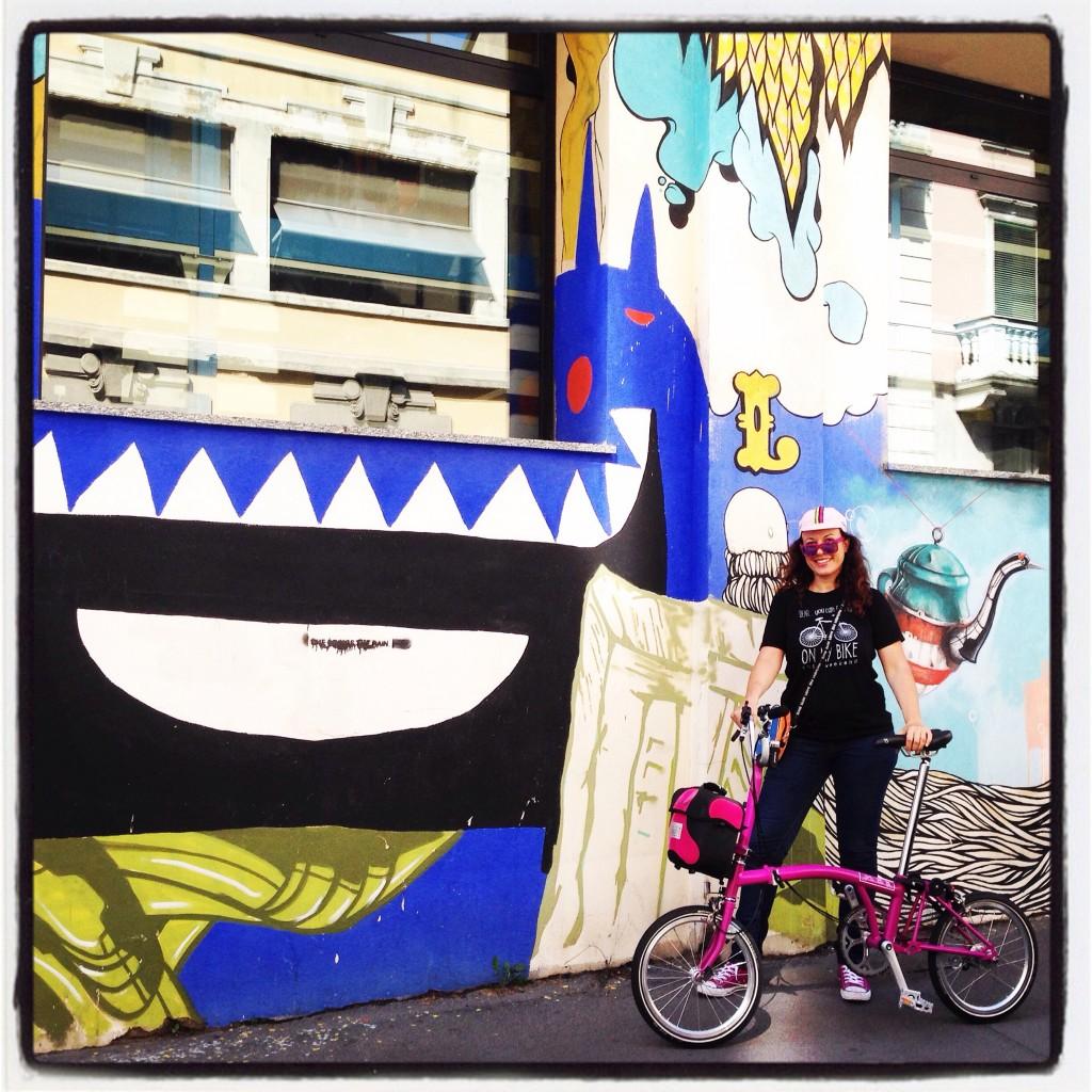 Street art a Isola