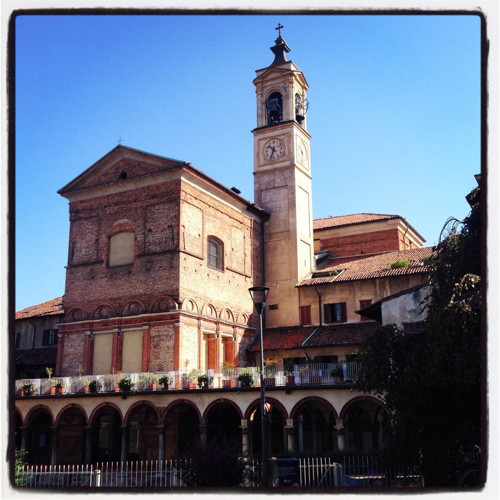 Santa Maria della Fontana