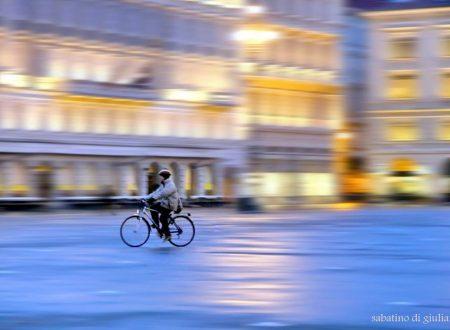 Ho scelto di andare a lavoro in bici e….