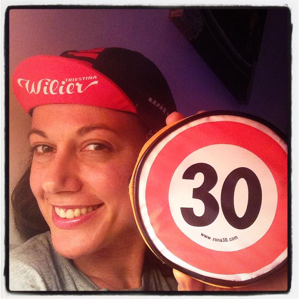 Sono per le #citta30 e ci metto la faccia! #30elode