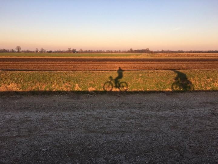 Con gli amici di Bikeways Lombardia