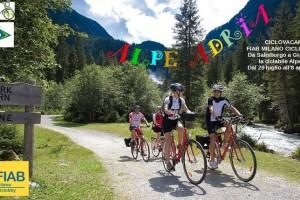 Alpe Adria con FIAB Ciclobby estate 2016