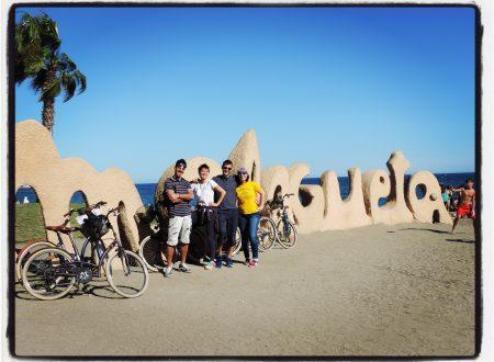 A Malaga con Passion Bike