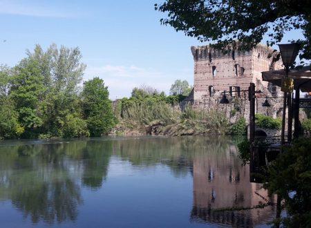 Da Peschiera a Mantova, pedalando tra laghi e fiumi