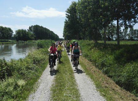Da Lodi a Milano lungo la Muzza con FIAB Milano Ciclobby