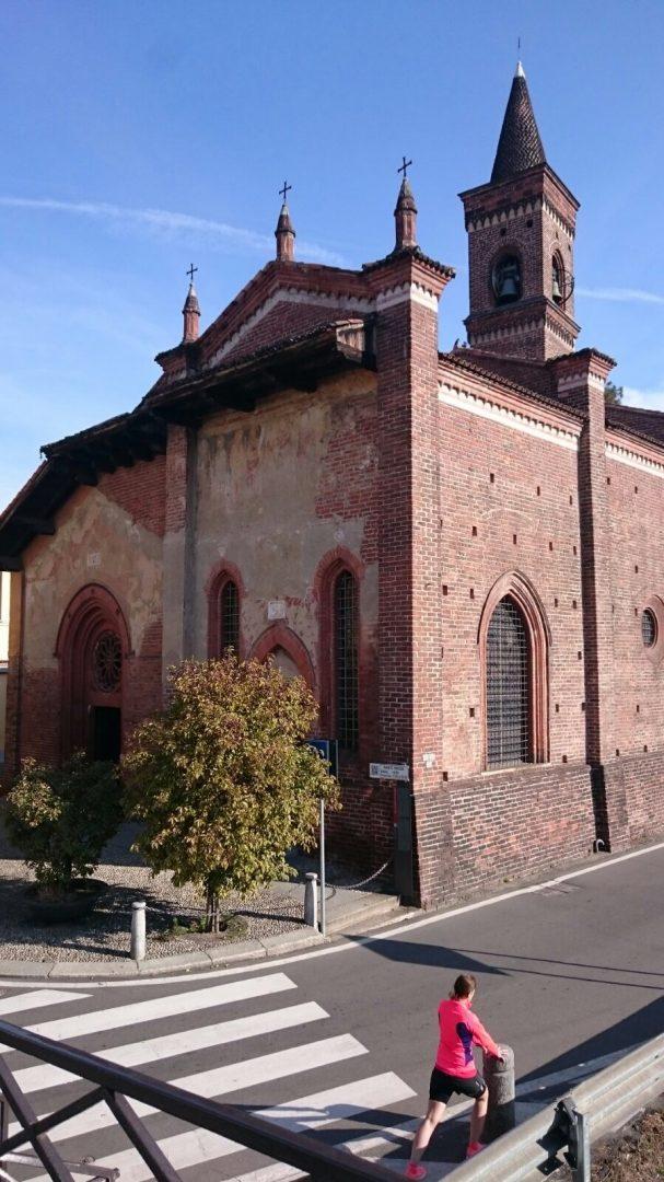 I <3 Chiesa di San Cristoforo!