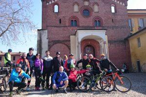 Inauguriamo un 2017 di bici a Morimondo