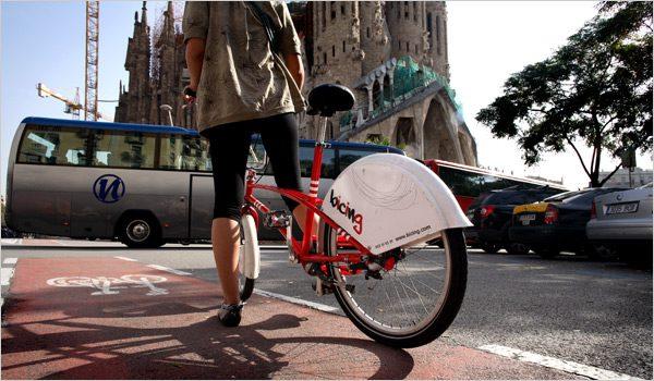 Madrid o Barcellona? La città più bici veggosa