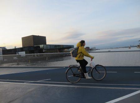 Copenaghen, il paradiso dei ciclisti