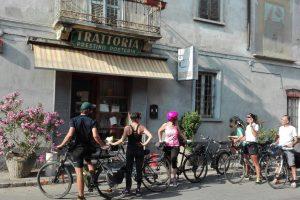 Bici Veg: storia di una gita spensierata e di una cena all'aperto