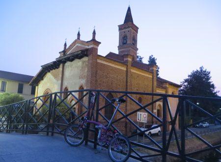 Milano all'alba in bici e in canoa